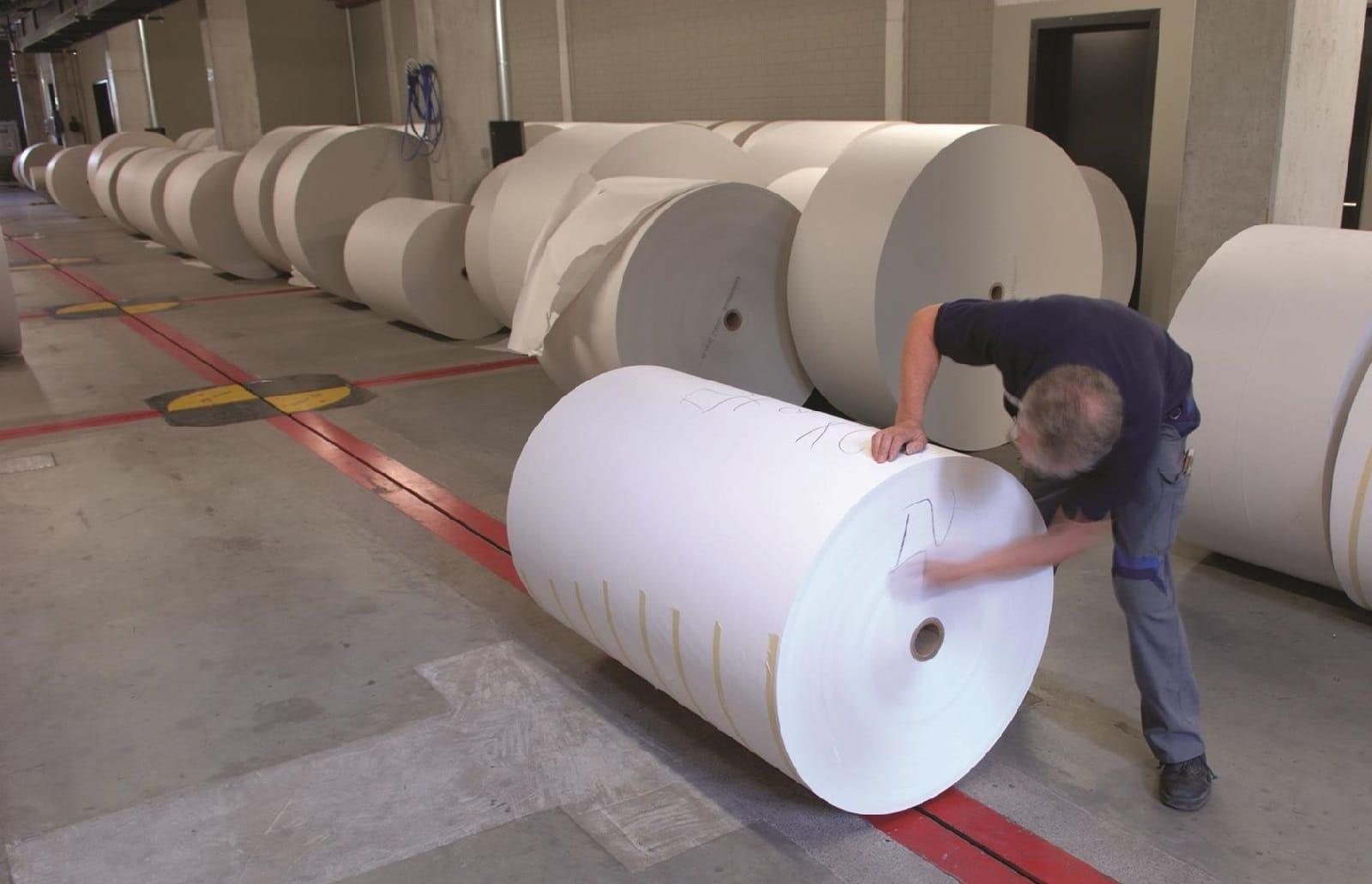 digital printing paper reels