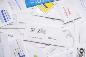 Direct mail retargeting