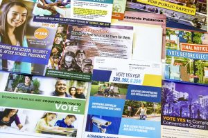 Consumer engagement direct mail