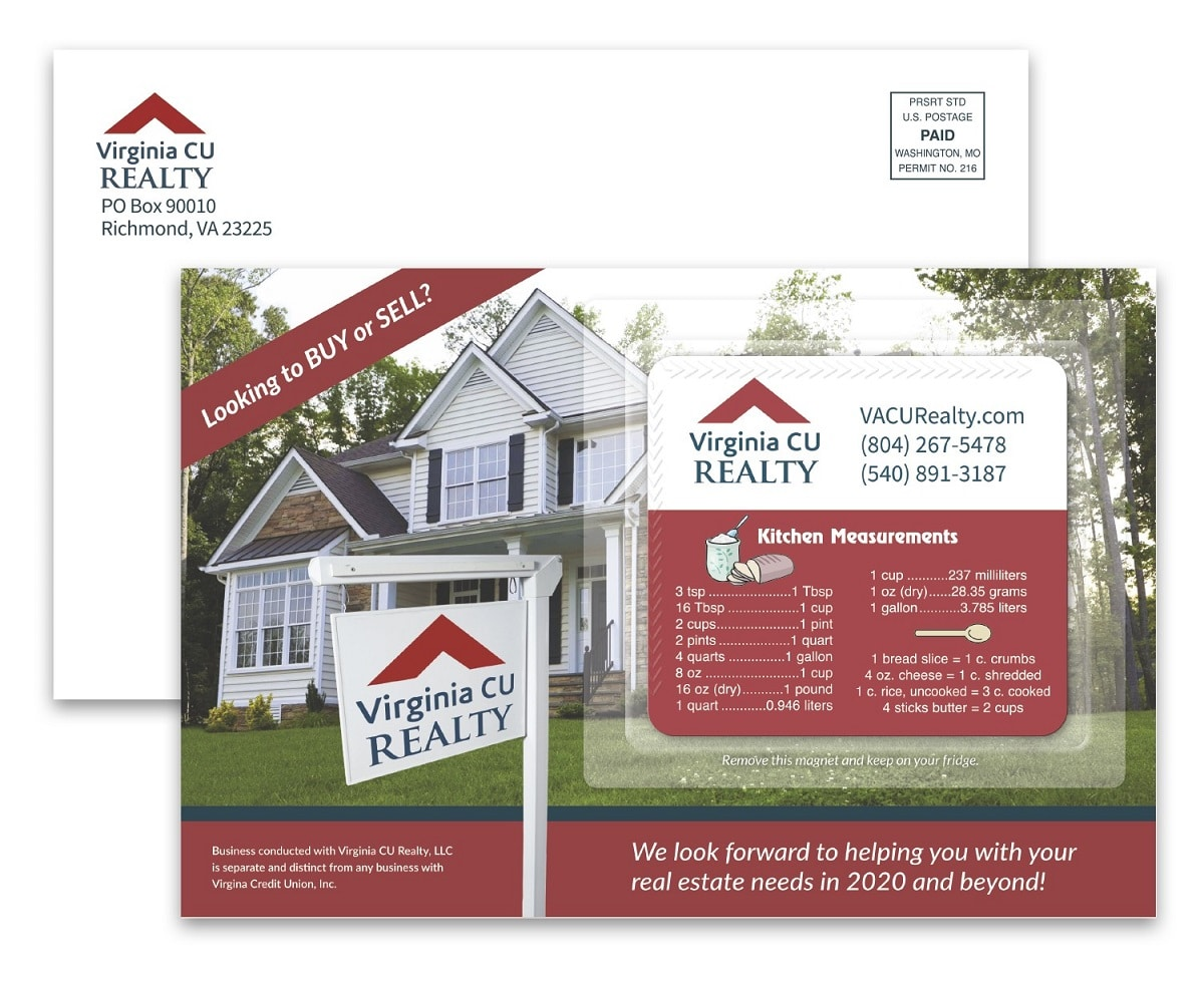 Real estate marketing Fort Worth direct mail