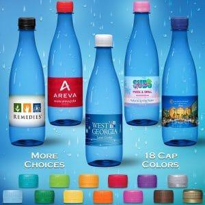 Custom Labels Water Bottle at Brumley Printing
