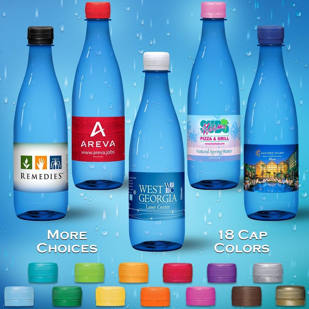 Real estate marketing Fort Worth water bottles