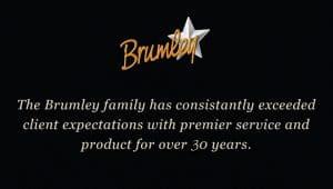 Brumley Printing family slide