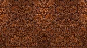 Brumley Printing background leather image