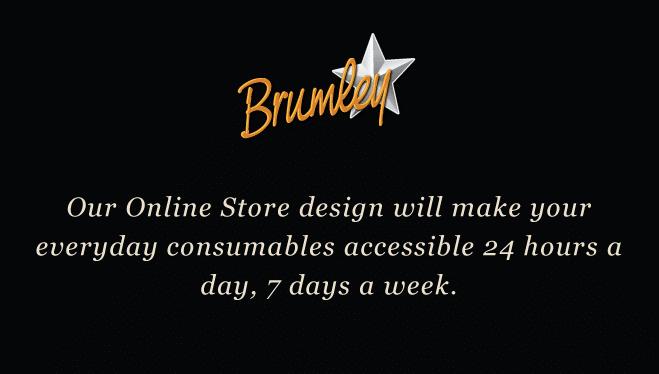 Brumley storefront slider image