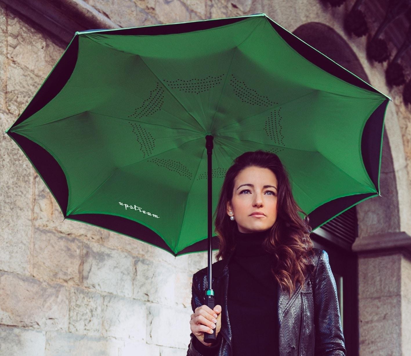 company holiday gifts umbrella